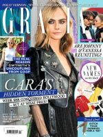 Grazia Magazine [United Kingdom] (15 August 2016)