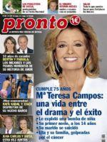 Pronto Magazine [Spain] (18 June 2016)