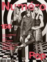 Numero Magazine [France] (September 2014)