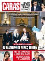 Caras Magazine [Argentina] (10 April 2018)