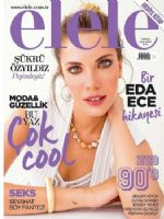 Elele Magazine [Turkey] (July 2018)