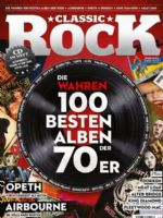 Classic Rock Magazine [Germany] (October 2016)
