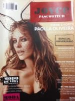 Joyce Pascowitch Magazine [Brazil] (October 2013)