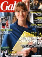 Gala Magazine [France] (30 December 2010)