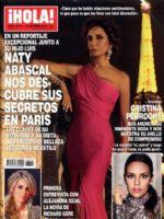 Hola! Magazine [Spain] (14 October 2015)