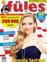Fules Magazine [Hungary] (3 July 2018)
