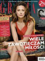 Grazia Magazine [Poland] (11 December 2014)