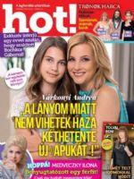 HOT! Magazine [Hungary] (30 May 2019)