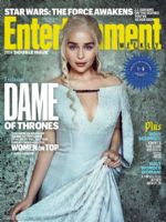 Entertainment Weekly Magazine [United States] (1 April 2016)