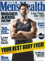 Men's Health Magazine [Australia] (August 2017)
