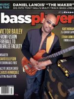 Bass Player Magazine [United States] (March 2016)