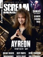 Scream Magazine [Norway] (April 2017)