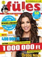 Fules Magazine [Hungary] (21 November 2017)