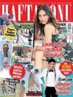 Haftasonu Magazine [Turkey] (29 July 2015)