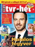 Tvr-hét Magazine [Hungary] (9 January 2017)