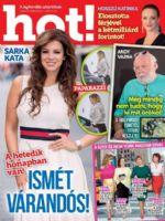 HOT! Magazine [Hungary] (28 February 2019)