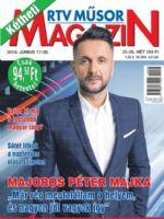 Kétheti RTV Műsormagazin Magazine [Hungary] (17 June 2019)