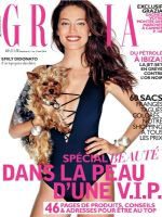 Grazia Magazine [France] (11 April 2014)