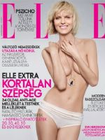 Elle Magazine [Hungary] (August 2010)