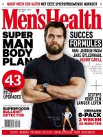 Men's Health Magazine [Netherlands] (October 2015)