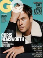 GQ Magazine [United States] (September 2018)