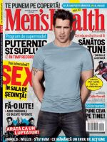 Men's Health Magazine [Romania] (September 2012)