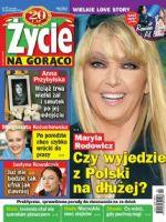 Zycie na goraco Magazine [Poland] (16 October 2014)