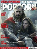 Popcorn Magazine [France] (October 2013)