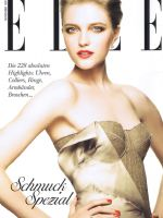 Elle Magazine [Germany] (1 November 2011)