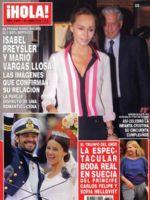 Hola! Magazine [Spain] (24 June 2015)