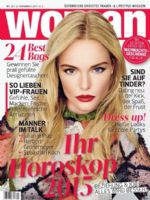 Woman Magazine [Austria] (21 November 2014)