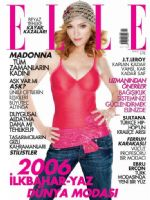 Elle Magazine [Turkey] (December 2005)