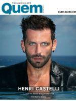 Quem Magazine [Brazil] (9 November 2018)