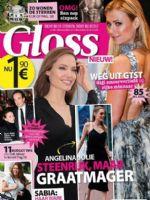 Gloss Magazine [Netherlands] (28 November 2014)