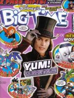 Disney´s Big Time Magazine [United Kingdom] (August 2005)
