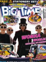 Disney´s Big Time Magazine [United Kingdom] (September 2005)