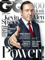 GQ Magazine [United Kingdom] (March 2015)