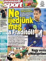 Nemzeti Sport Magazine [Hungary] (11 April 2014)