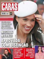 Caras Magazine [Portugal] (17 March 2018)