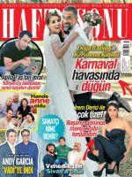 Haftasonu Magazine [Turkey] (10 September 2014)