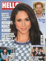 Hello! Magazine [United Kingdom] (7 August 2017)