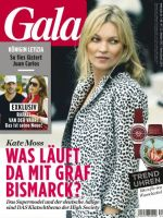 Gala Magazine [Germany] (22 October 2015)