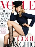 Vogue Magazine [Germany] (July 2011)