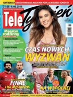 Tele Tydzień Magazine [Poland] (31 May 2019)