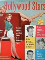 Hollywood Stars Magazine [United States] (August 1956)
