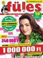 Fules Magazine [Hungary] (14 November 2017)
