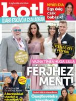 HOT! Magazine [Hungary] (26 July 2018)