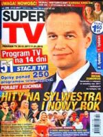 Super TV Magazine [Poland] (29 December 2017)