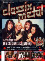 Classix Metal Magazine [Italy] (November 2011)