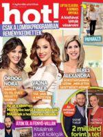 HOT! Magazine [Hungary] (5 July 2018)